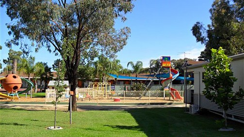 Nathalia Motel and Holiday Park - Accommodation in Surfers Paradise