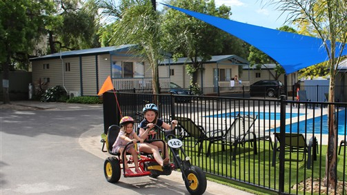Barwon River Tourist Park - Accommodation in Surfers Paradise