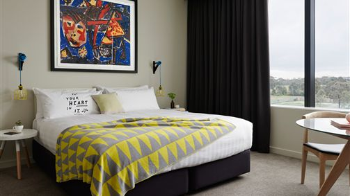 The Larwill Studio - Accommodation in Surfers Paradise
