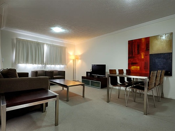 Gabba Central Apartments - Accommodation in Surfers Paradise