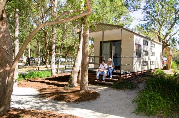 Adder Rock Camping Ground - Accommodation in Surfers Paradise