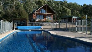 Karoonda Olive Grove Retreat at Mt Buffalo Olives - Accommodation in Surfers Paradise