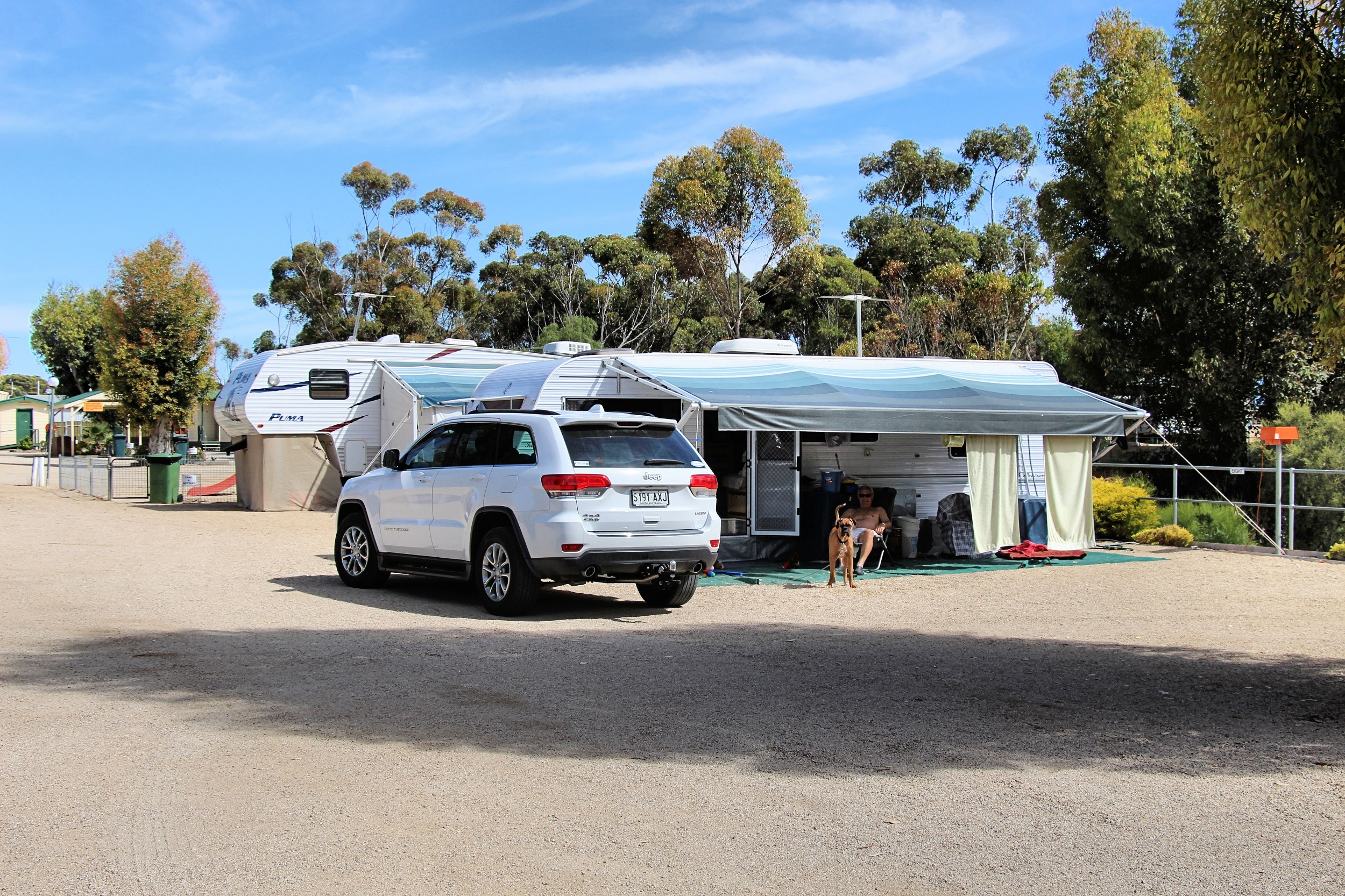 Ardrossan Caravan Park - Accommodation in Surfers Paradise