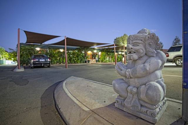 Cattrall Park Motel - Accommodation in Surfers Paradise
