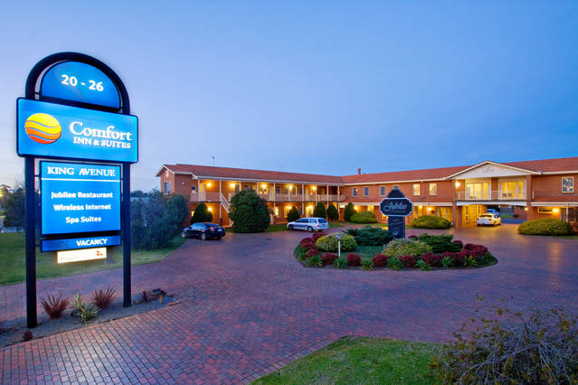 Comfort Inn  Suites King Avenue - Accommodation in Surfers Paradise