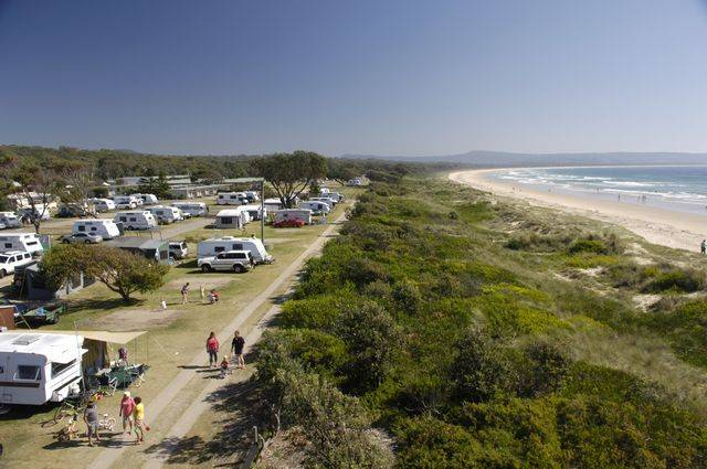 Discovery Holiday Parks - Pambula Beach - Accommodation in Surfers Paradise
