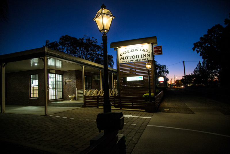 Gayndah Colonial Motor Inn - Accommodation in Surfers Paradise