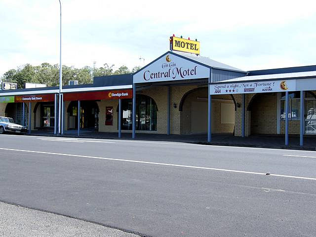 Gin Gin Central Motel - Accommodation in Surfers Paradise