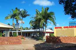 Motel Childers - Accommodation in Surfers Paradise