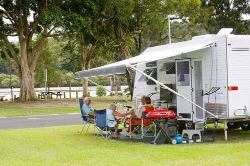 North Coast Holiday Parks Ferry Reserve - Accommodation in Surfers Paradise