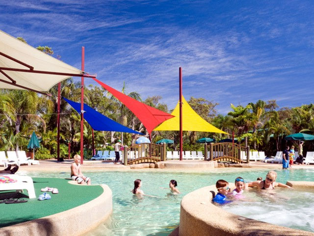 NRMA Ocean Beach Holiday Park - Accommodation in Surfers Paradise