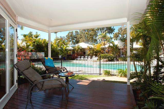 NRMA Treasure Island Holiday Park - Accommodation in Surfers Paradise