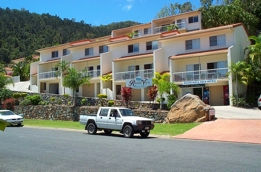 Reefside Villas Whitsunday - Accommodation in Surfers Paradise