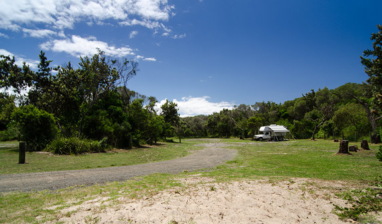 Banksia Green campground - Accommodation in Surfers Paradise