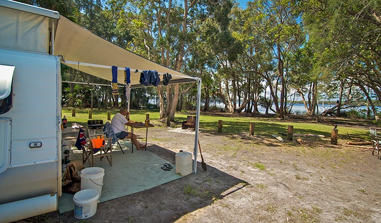 Dees Corner campground - Accommodation in Surfers Paradise