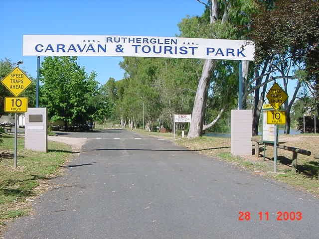 Rutherglen Caravan  Tourist Park - Accommodation in Surfers Paradise