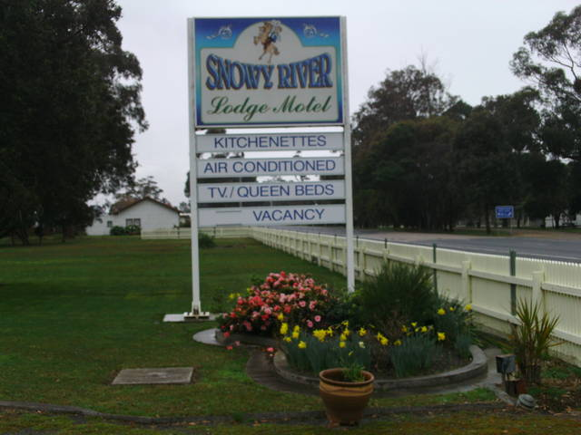 Snowy River Lodge Motel