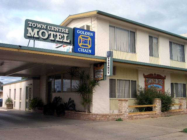 Town Centre Motel - Accommodation in Surfers Paradise