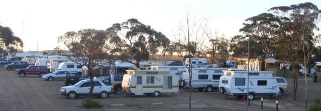 Woomera Traveller's Village  Caravan Park - Accommodation in Surfers Paradise