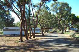 Wycheproof Caravan Park - Accommodation in Surfers Paradise