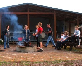 WA Wilderness Catered Camping at Yeagarup Hut - Accommodation in Surfers Paradise