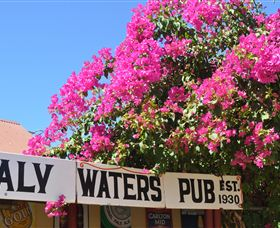 Daly Waters Historic Pub - Accommodation in Surfers Paradise