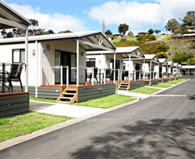 Geelong Riverview Tourist Park BIG4 - Aspen Parks - Accommodation in Surfers Paradise