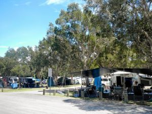 Diamond Head campground - Accommodation in Surfers Paradise