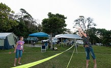 Flat Rock Tent Park - Accommodation in Surfers Paradise
