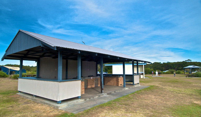 Freemans campground - Accommodation in Surfers Paradise