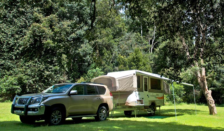 Gloucester River campground - Accommodation in Surfers Paradise
