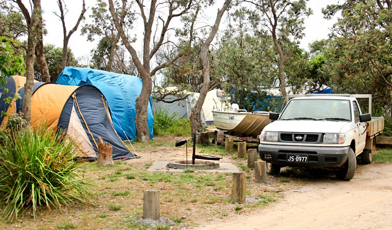Picnic Point campground - Accommodation in Surfers Paradise