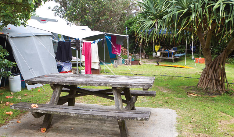 Sandon River campground - Accommodation in Surfers Paradise