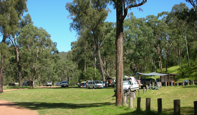Washpools campground - Accommodation in Surfers Paradise