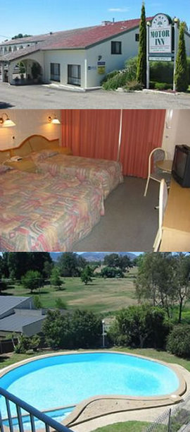 Tumut Motor Inn - Accommodation in Surfers Paradise