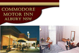 Commodore Motor Inn - Accommodation in Surfers Paradise
