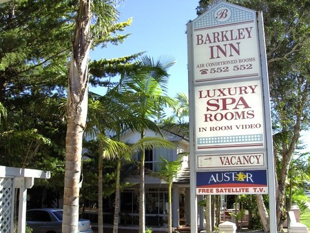 The Barkley Inn - Accommodation in Surfers Paradise