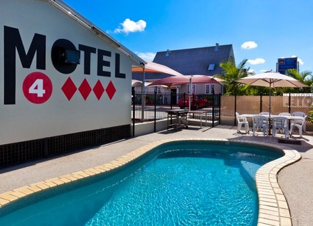 Caboolture Central Motor Inn - Accommodation in Surfers Paradise