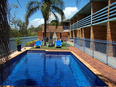 Tannum on the Beach Motel - Accommodation in Surfers Paradise