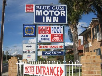 Blue Gum Motor Inn - Accommodation in Surfers Paradise