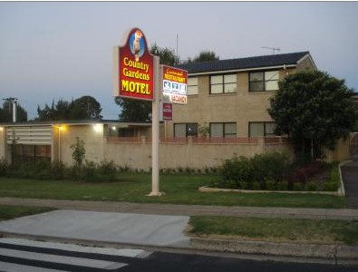 Country Gardens Motel Coonabarabran - Accommodation in Surfers Paradise