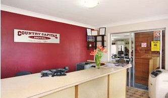 Country Capital Motel - Accommodation in Surfers Paradise