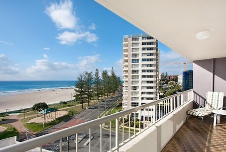 Eden Tower Holiday Apartments - Accommodation in Surfers Paradise