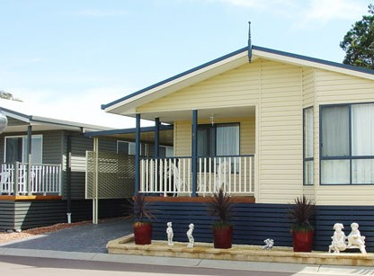 Palm Valley Motel And Home Village - Accommodation in Surfers Paradise