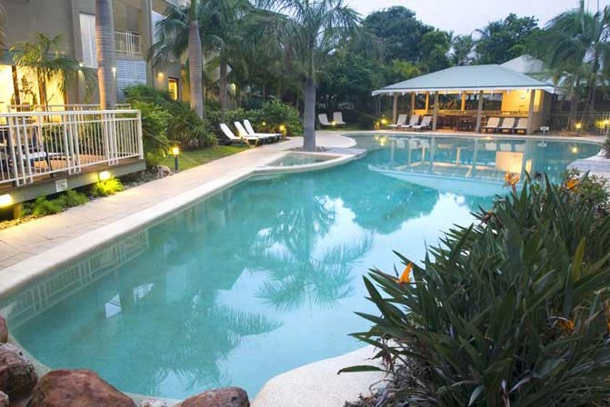 Colonial Resort Noosa - Accommodation in Surfers Paradise