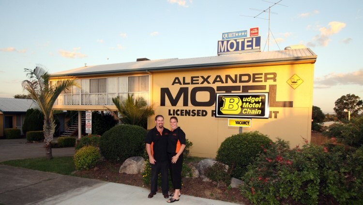 Alexander Motel - Accommodation in Surfers Paradise