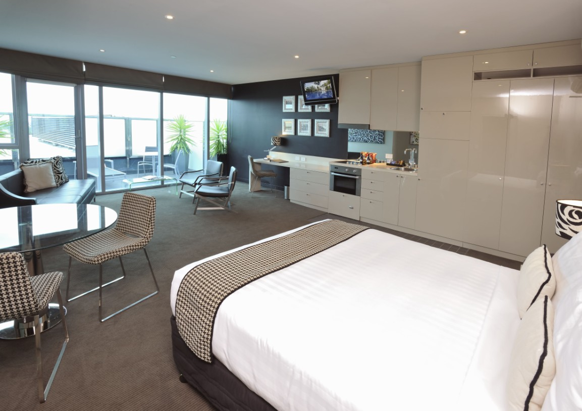 Mantra Bell City - Accommodation in Surfers Paradise