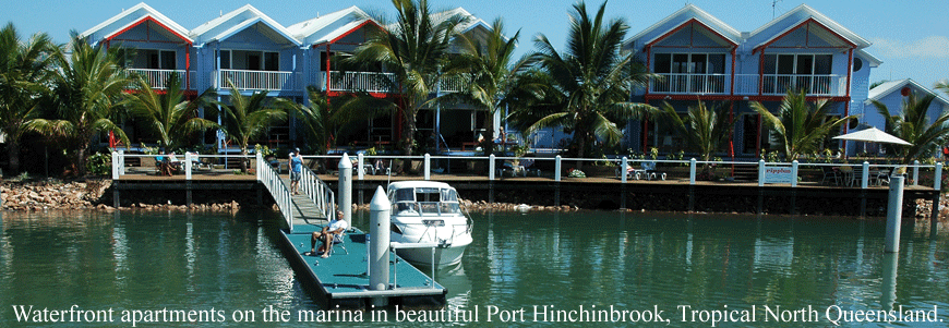 Ripples On The Marina Port Hinchinbrook - Accommodation in Surfers Paradise