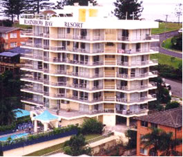 Rainbow Bay Resort - Accommodation in Surfers Paradise