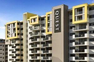 Quest Kelvin Grove - Accommodation in Surfers Paradise